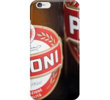 PERONI iPhone Case/Skin