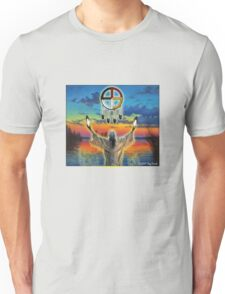Spiritual Healing Unisex T-Shirt