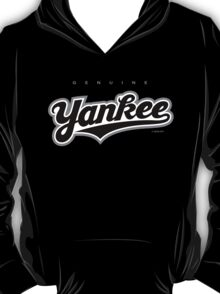 GenuineTee - Yankee(blackwhiteblack) T-Shirt
