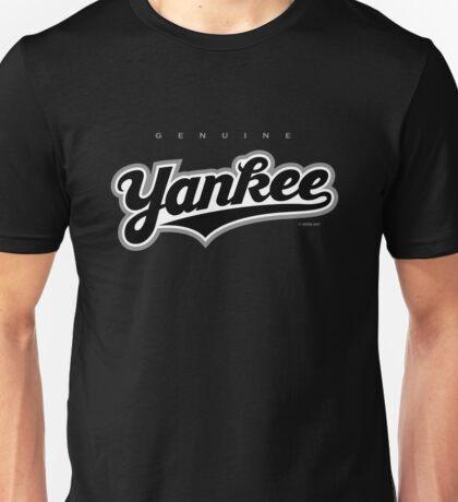 GenuineTee - Yankee(blackwhiteblack) T-Shirt