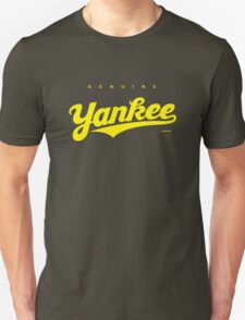 GenuineTee - Yankee (yellow) T-Shirt