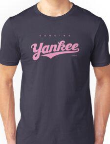 GenuineTee - Yankee (purple) Unisex T-Shirt