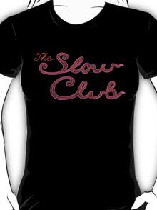 Blue Velvet - The Slow Club T-Shirt
