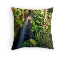 Wayside Cascade Throw Pillow