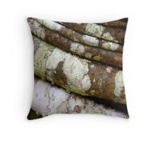 Self Support Throw Pillow