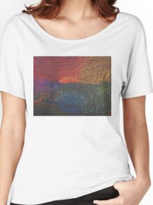 Spring Color Wheel Landscape Women's Relaxed Fit T-Shirt