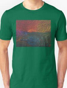 Spring Color Wheel Landscape T-Shirt