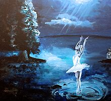 Swan Lake  by masiepointe