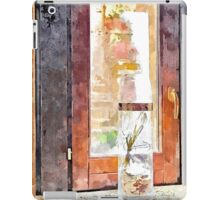 Hotel Sgroi: glass jar iPad Case/Skin