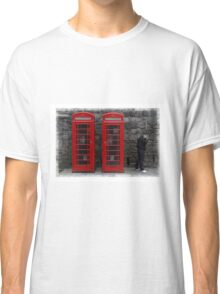 Phone Boxes Classic T-Shirt