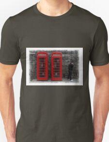 Phone Boxes Unisex T-Shirt