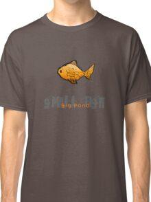 Small Fish Big Pond - The Dark Side Classic T-Shirt