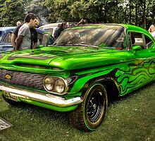 Chevrolet by Dave Warren
