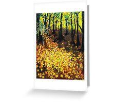 Autumn on the Isle of Skye  Greeting Card