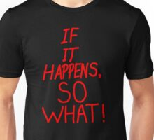 THE DISGRUNTLED PERSONS ANSWER TO EVERYTHING Unisex T-Shirt