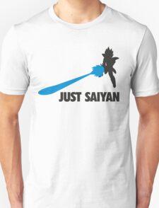 Just Saiyan T-shirt  T-Shirt