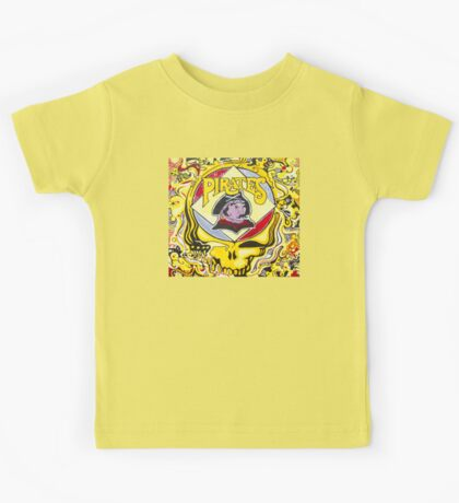 Steal Your Booty Design 5 Kids Tee