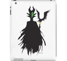 Mistress of All Evil - Maleficent iPad Case/Skin