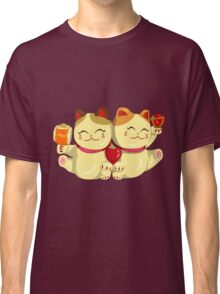 """FortuNeko - """"Toffee & Candy"""" Classic T-Shirt"""