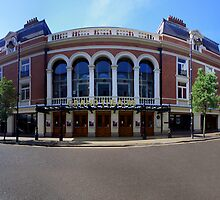 The Grand Theatre, Lichfield Street, Wolverhampton by Phil Brown