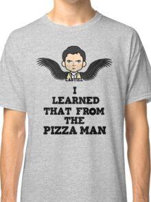 Pizza Cas Classic T-Shirt