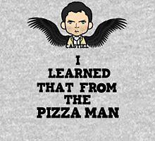 Pizza Cas Unisex T-Shirt