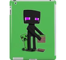 Enderman and Creeper iPad Case/Skin