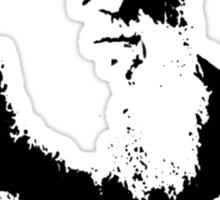 Charles Darwin - Vive la Evolucion! Sticker