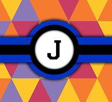 Monogram J by Bethany-Bailey