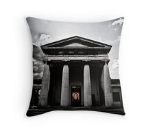The Anglican Chapel Throw Pillow