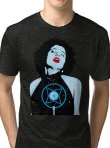 Blue Velvet - Isabella Tri-blend T-Shirt