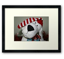 For Me? Framed Print