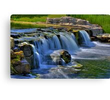 Waterfall 10 Canvas Print