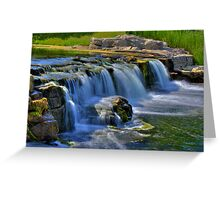 Waterfall 10 Greeting Card