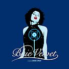 Blue Velvet - Dorothy Vallens by DCdesign