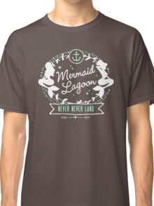 Mermaid Lagoon // Never Land // Peter Pan Classic T-Shirt