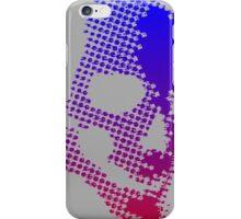Faded Skull iPhone Case/Skin