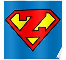 Super Z Poster