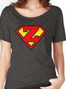 Super Z Women's Relaxed Fit T-Shirt