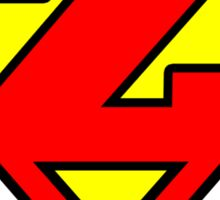 Super Z Sticker