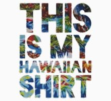 Hawaiian Shirt #2 by TrendingShirts