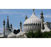 Domes & Minarets Photographic Print