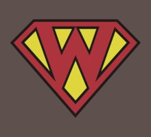 Superman Superboy Super W Kids Clothes