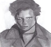 Edward Cullen by MermaidPrincess