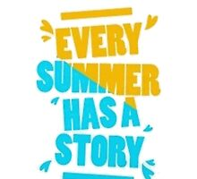 Summer Story by TrendingShirts