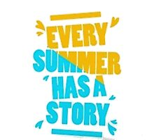 Summer Story Photographic Print