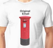 Postbox Original Email Unisex T-Shirt