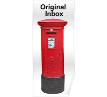 Postbox Original Inbox Poster