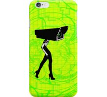 Look at ME! Funny Modern Art Prints T-Shirt Stickers Cases iPhone Case/Skin