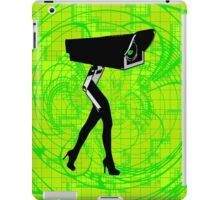 Look at ME! Funny Modern Art Prints T-Shirt Stickers Cases iPad Case/Skin